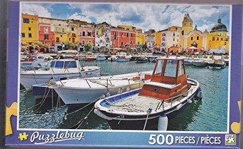 Puzzlebug 500 ~ Procida Island, Italy