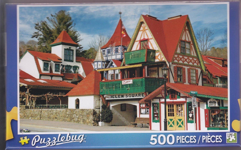 Puzzlebug 500 ~ Helen, Georgia