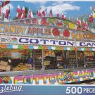 Puzzlebug 500 Piece Puzzle ~ Cotton Candy Concession Stand