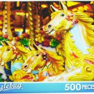 Puzzlebug ~ Fun Fair Carousel ~ 500 Piece Puzzle