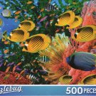 Puzzlebug 500 Piece Puzzle ~ Colorful Reef Fishes