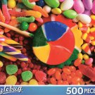 Candy Fun - Puzzlebug - 500 Pc Jigsaw Puzzle - NEW