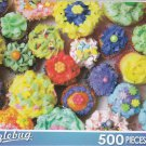 Puzzlebug 500 - Colorful Cupcakes