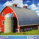 Old Red Barn - Puzzlebug 500 Piece Jigsaw Puzzle