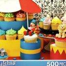 Cupcake Circus - 500 Pc Jigsaw Puzzle Puzzlebug