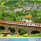 Federal Railways, Bad Hofgastein, Austria - 500 Pc Jigsaw Puzzle Puzzlebug