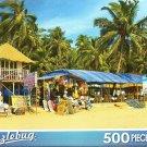 Palolem Beach, Southern Goa - 500 Piece Jigsaw Puzzle Puzzlebug