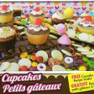 Cupcake Candy Madness - 300 Pieces Jigsaw Puzzle + Free Cupcake Recipe Inside