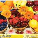 Tutti Frutti - Puzzlebug 300 Piece Jigsaw Puzzle