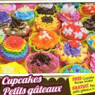 Party Cupcakes - 300 Pieces Jigsaw Puzzle + Free Cupcake Recipe Inside