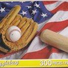 Puzzlebug 300 ~ America's Favorite Pastime
