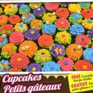 Spring Flower Cupcakes - 300 Pieces Jigsaw Puzzle