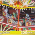 Puzzlebug 300 ~ Colorful Fairground Ride