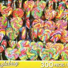 Colorful Lollipop Sweets - Puzzlebug 300 Piece Jigsaw Puzzle
