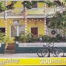 Puzzlebug 300 ~ Quaint Yellow Guest House Key West, Florida