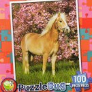 PuzzleBug 100 Piece Puzzle ~ Pretty Pony