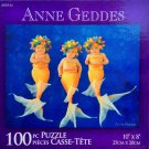 Anne Geddes 100 Piece Puzzle - Mermaid Babies