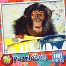 Chimpy - PuzzleBug - 100 Piece Jigsaw Puzzle