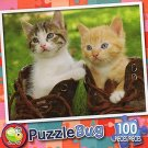 Puss in Boots - Puzzlebug (100 Piece) Jigsaw Puzzle