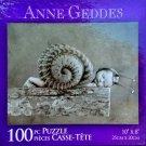 Anne Geddes 100 Piece Puzzle - Snail Baby