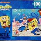 100 Piece SpongeBob Squarepants (Baseball) Puzzle