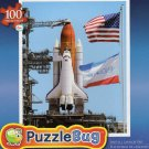Shuttle Launch Pad - 100 Pc Jigsaw Puzzle - New