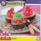 Puzzlebug 100 Piece Puzzle ~ Cupcakes