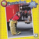 Puzzlebug 100 Piece Puzzle ~ Chimpy the Fire-Fighting Chimp