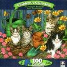 Flowerpot Friends - Children's Collection - 100 Piece Jigsaw Puzzle
