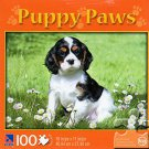 Puppy Paws - King Charles Pup - 100 Piece Jigsaw Puzzle