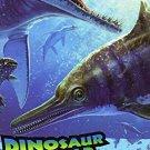 Dinosaur World - Mosasaur Battle - 100 Piece Jigsaw Puzzle