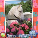 Pretty Horse - Puzzlebug - 100 Pieces Jigsaw Puzzle