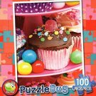 Party Cupcake - Puzzlebug 100 Pc Jigsaw Puzzle