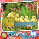 Ducky Truck - Puzzlebug 100 Pc Jigsaw Puzzle