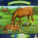Mother's Love - Children's Collection - 100 Piece Jigsaw Puzzle