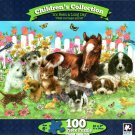 It's Been a Long Day - Children's Collection - 100 Piece Jigsaw Puzzle
