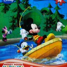 Disney Mickey Mouse Clubhouse 24 Piece Shaped Puzzle - Mickey and Donald