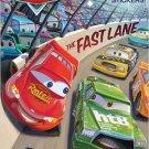 The Fast Lane (Disney/Pixar Cars) (Super Coloring Book) Paperback