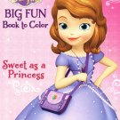 Disney® Sofia the First Coloring and Activity Book
