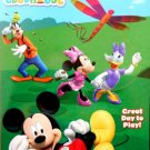 Mickey Mouse Clubhouse Great Day To Play Coloring and Activity Book
