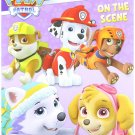 Paw Patrol jumbo coloring and activity book