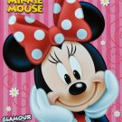 """Disney Minnie Mouse """"Glamour Girl"""" 96-page Coloring Book"""