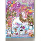 Lisa Frank Giant Holiday Coloring & Activity Book ~ Winter Wonderland