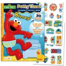 "Sesame Street ""Potty Time"" Potty Training Coloring and Activity Set"