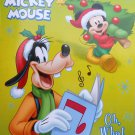 "Disney Mickey Mouse Holiday ""Oh, What Fun!"" Christmas Coloring Book"