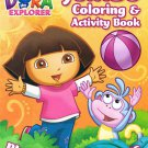Dora the Explorer Coloring Book - - Assorted