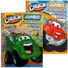 Bendon Jumbo Coloring & Activity Assorted Tonka Book