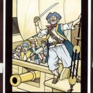 Pirates Stained Glass Coloring Book