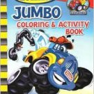 Tonka Jumbo Coloring & Activity Book ~ Tow Truck (Chuck & Friends)