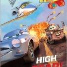 High Gear! (Disney/Pixar Cars) (3-D Coloring Book)
